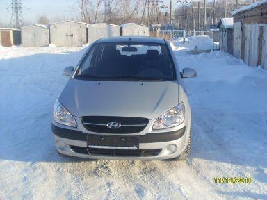 Hyundai Getz 2010 отзыв автора | Дата публикации 15.12.2010.