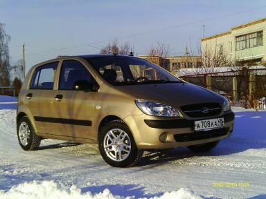 Hyundai Getz 2010 отзыв автора | Дата публикации 25.12.2010.