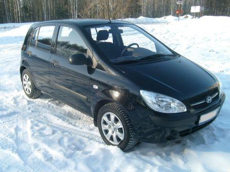 Hyundai Getz 2008 - отзыв владельца