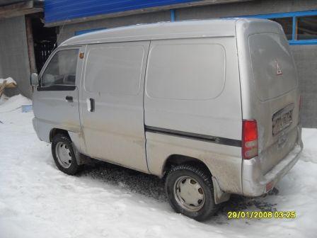 Hyundai Grace 1993 - отзыв владельца