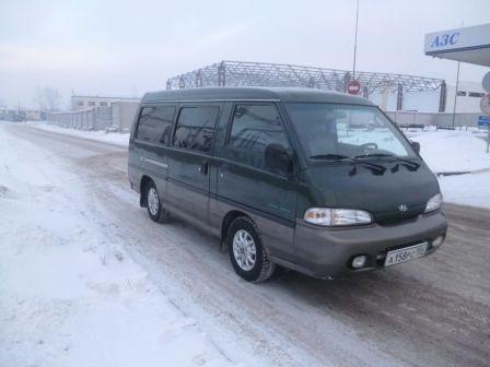 Hyundai Grace 1997 - отзыв владельца