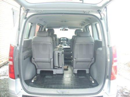 Hyundai Grand Starex 2008 - отзыв владельца