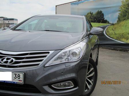Hyundai Grandeur 2012 - отзыв владельца