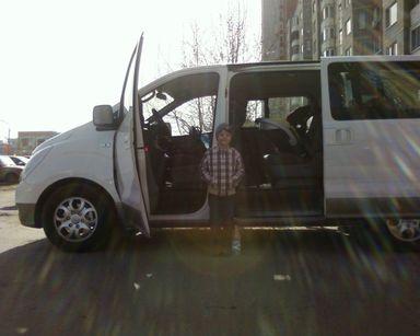 Hyundai H1 2011 отзыв автора | Дата публикации 03.09.2012.