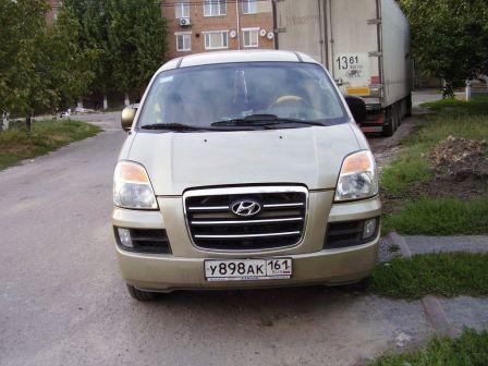 Hyundai H1 2005 - отзыв владельца