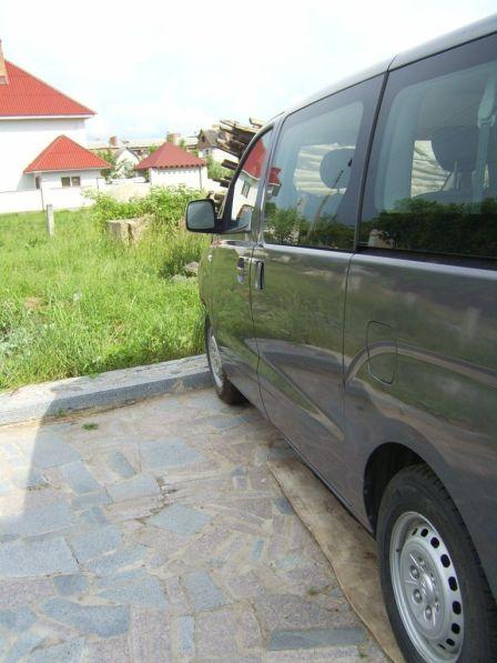 Hyundai H1 2010 - отзыв владельца