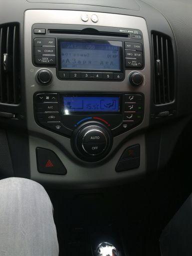 Hyundai i30 2009 отзыв автора | Дата публикации 28.05.2010.