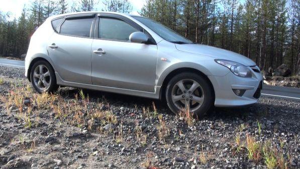 Hyundai i30 2011 - отзыв владельца