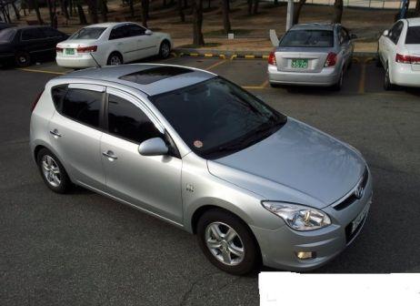 Hyundai i30 2008 - отзыв владельца