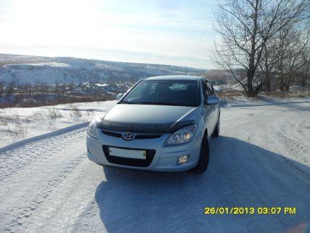 Hyundai i30 2009 - отзыв владельца