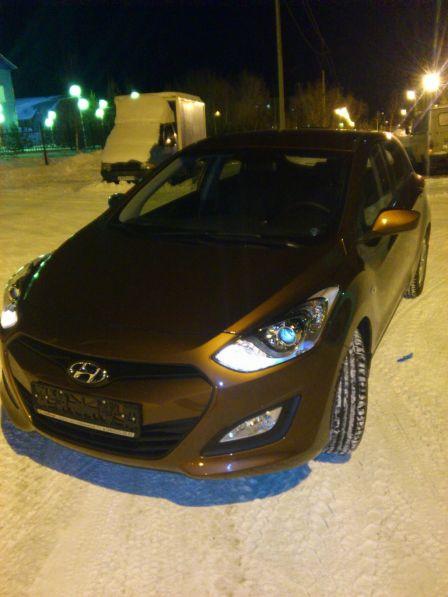 Hyundai i30 2013 - отзыв владельца