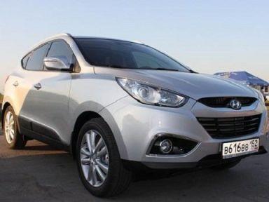 Hyundai ix35, 2010