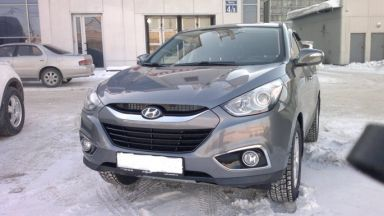 Hyundai ix35, 2012