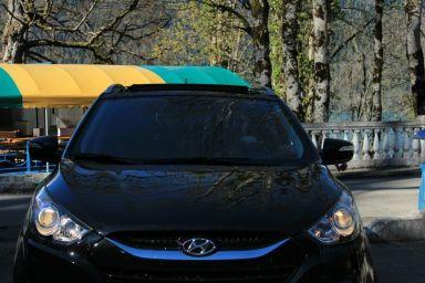 Hyundai ix35 2012 отзыв автора   Дата публикации 22.05.2013.