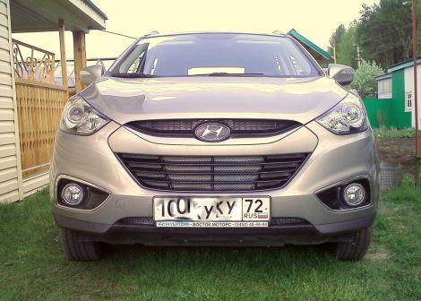 Hyundai ix35 2010 - отзыв владельца