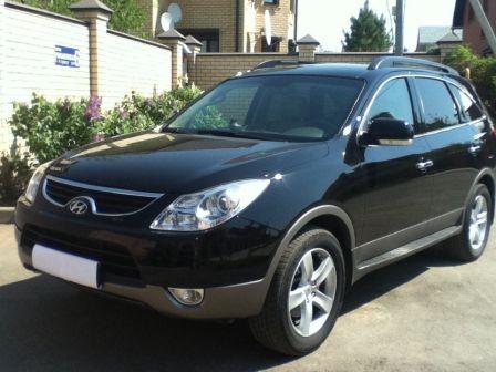 Hyundai ix55 2011 - отзыв владельца