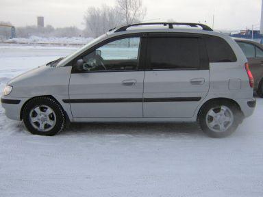 Hyundai Lavita, 2002
