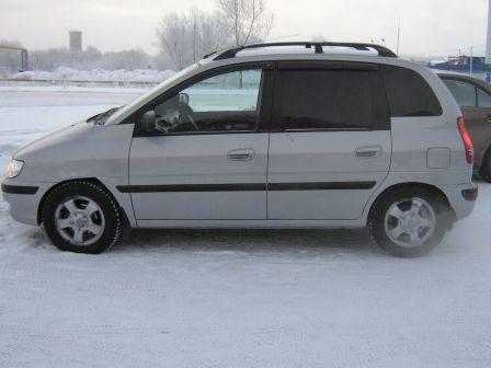 Hyundai Lavita 2002 - отзыв владельца