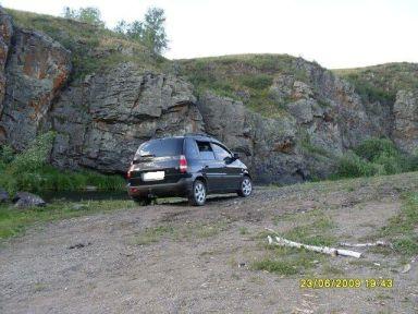Hyundai Matrix 2007 отзыв автора | Дата публикации 24.07.2009.
