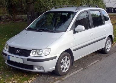 Hyundai Matrix, 2007