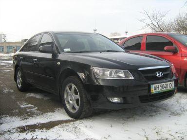 Hyundai NF 2007 отзыв автора | Дата публикации 07.12.2009.