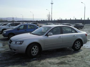 Hyundai NF, 2005