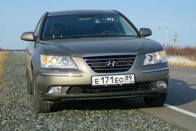 Hyundai NF 2008 отзыв автора | Дата публикации 11.05.2010.