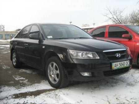 Hyundai NF 2007 - отзыв владельца