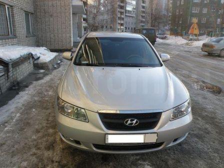 Hyundai NF 2006 - отзыв владельца