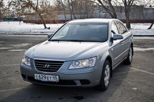 Hyundai NF 2008 - отзыв владельца