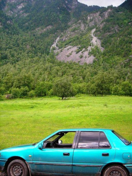 Hyundai Pony 1993 - отзыв владельца