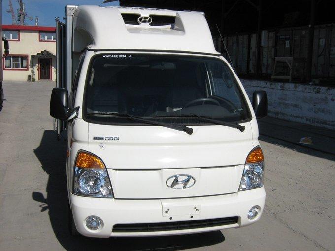 Запчасти на грузовик hyundai