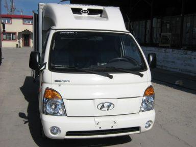 Hyundai Porter 2010 отзыв автора | Дата публикации 28.08.2011.
