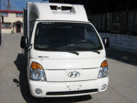 Hyundai Porter 2010 - отзыв владельца