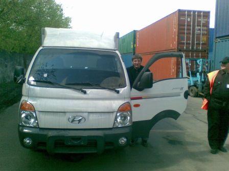 Hyundai Porter 2008 - отзыв владельца