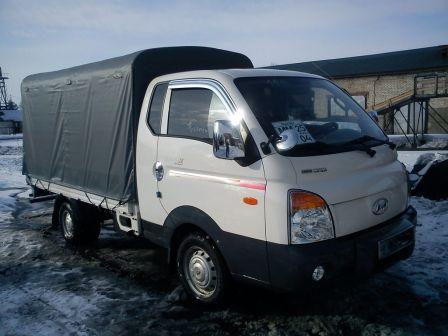 Hyundai Porter 2011 - отзыв владельца