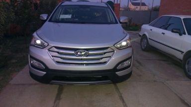 Hyundai Santa Fe 2012 отзыв автора | Дата публикации 01.10.2012.