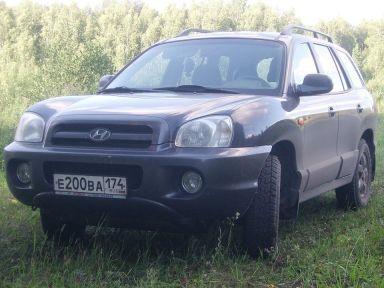 Hyundai Santa Fe, 2005