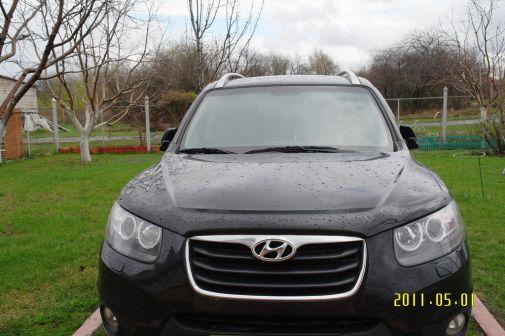 Hyundai Santa Fe 2010 - отзыв владельца