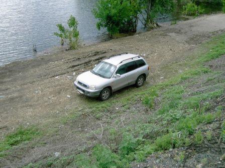 Hyundai Santa Fe 2004 - отзыв владельца