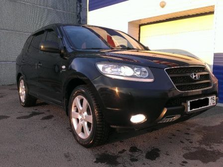 Hyundai Santa Fe 2006 - отзыв владельца