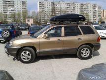 Hyundai Santa Fe Classic, 2001