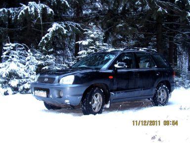 Hyundai Santa Fe Classic, 2004