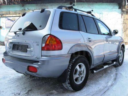 Hyundai Santa Fe Classic 2001 - отзыв владельца