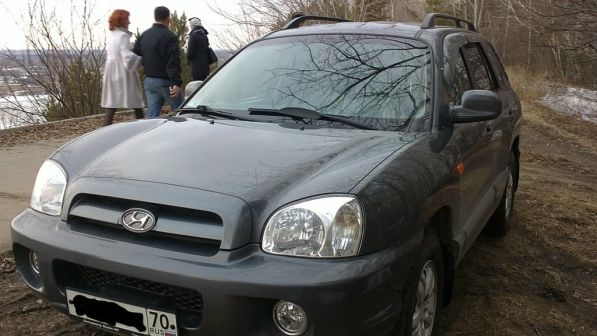 Hyundai Santa Fe Classic 2007 - отзыв владельца