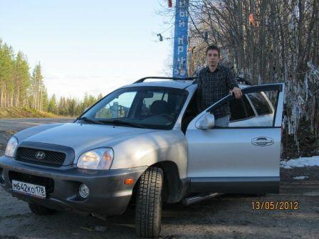 Hyundai Santa Fe Classic 2004 - отзыв владельца