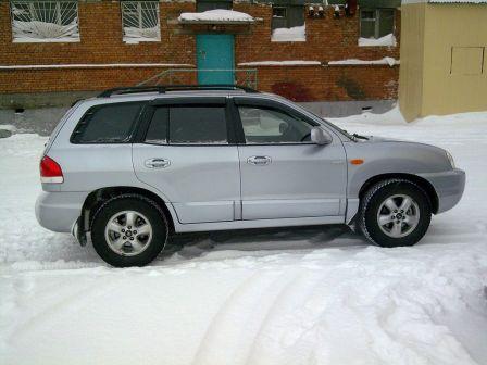Hyundai Santa Fe Classic 2008 - отзыв владельца