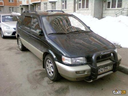 Hyundai Santamo 1997 - отзыв владельца
