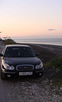 Hyundai Sonata, 2003