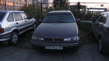 Hyundai Sonata, 1991